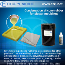 silicone rubber for plaster statue manufacturer