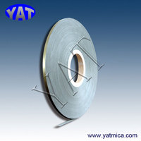 Mica insulation materials of underground cables