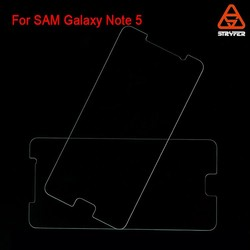 NEW model For Samsung Galaxy Note 5 Original clear toughened glass screen protector