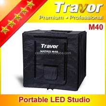 photo studio light tent kit for photographers taking photos