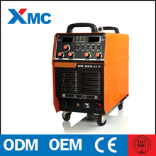 Rated Duty Cycle 60% pulse frequency 85% Automatic arc welding machine