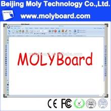 """Qualità del servizio di prima maggior prezzo migliore 94"""" molyboard interattivo/lavagna elettronica produttore"""