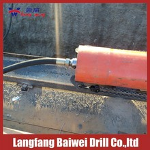 BH350 pneumatic pipe ramming hammer for820mm pipe