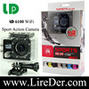 FULL HD 1080P Helmet/Sports Camera For Bycicle/Motor Racing SJ6000 Action camera