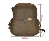 2015 New CADEN N5 Canvas Retro Shoulder bags Backpack Waterproof for DSLR Camera and Camera lens