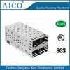 free shipping 2x2 press fit stacked high quality sfp metal cage