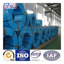 1860MPa high carbon Pc strand wire weight stranded wire for building construction
