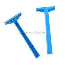 Medical razor twin blade