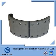 160mm width brake kit agricultural vehicle brake shoe assembly