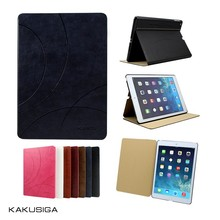 Kaku professional smart cover leather case for nook hd 9 inch