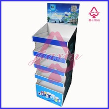 Pop corrugated display toys display box stand