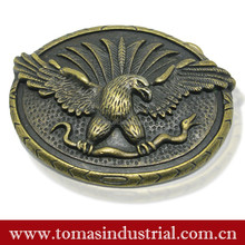 Eagle and Snake Belt Buckle