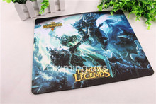 Rubber Keyboard Mouse Pad with Various Styles
