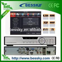 cctv dvr security h.264 cctv 4ch dvr cms free software gsm dvr with sim card