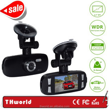 1080P IR Night Vision manual car camera hd dvr G1W with 2.7inch Full HD 1080P WDR H.264 Function
