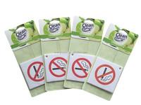 New Design air freshener paper for car