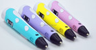 Myriwell crianças 3D caneta desenho da pena rabisco V2 tela LED ABS / PLA
