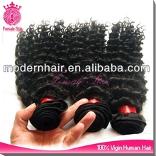 Buy cheap Female Star factory 12'' 14'' 16' 3 pieces' indian virgin loose deep wave remi hair weave