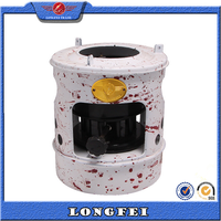 New products white color and red spot kerosene oil stove