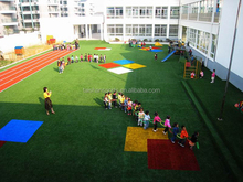 Early childhood facilities need artificial grass play surfaces