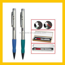 2015 Hot Sale 3 in1 Red Laser Pointer With LED Torch Light Pen