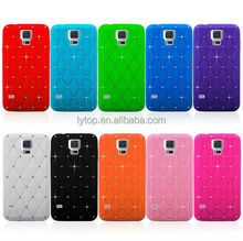 Bling Plastic Silicone Waterproof Case for Samsung Galaxy S5, for Samsung S5 Case Silicone Phone Cover