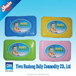 Good quality baby skin care wet wipes