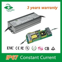 led power suppply 80w 30-35vdc KC approved constant current led driver 2300ma 80w waterproof IP67