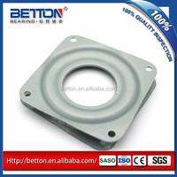 "Betton aluminum turntable swivel plates 4"" lazy susan bearing"