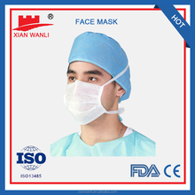 Hot Sale Hypoallergenic 3 Ply Surgical Face Mask,mouth mask
