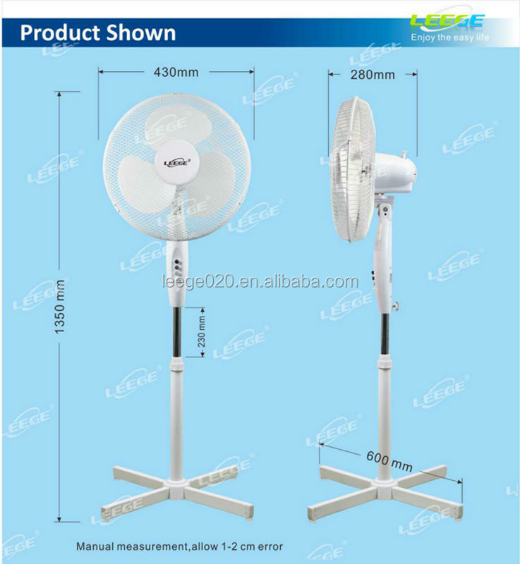 Pedestal Fans In Factory : Fs hot sell factory china crown stand fan buy