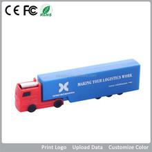 2015 Promotion gift usb flash drive 32MB to 128GB, VDF-113 truck shape 8gb usb flash drive