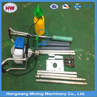 fast penetrating and easy to use Light Weight Drilling Rig price on sale