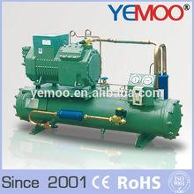 hangzhou yemoo 7hp bitzer compresor copeland unidad de condensación más fresco para cámaras frigoríficas