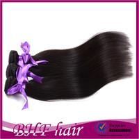 human hair grade 7a virgin hair brazilian straight hair