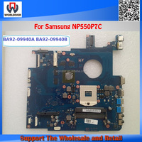 laptop motherboard NP550P7C for samsung laptop BA92-09940A BA92-09940B notebook mainboard tested fully