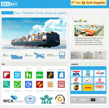 fast reliable china lcl and fcl 20 foot shipping container