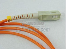 multi mode 24 core LC OM3 Fiber Optic 3m patch cord