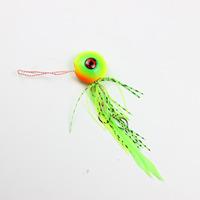 Yuwo fishing gear fishing hooks wholesale saltwater bass jigs trolling lures heads fishing equipment