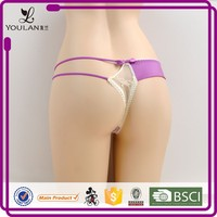 Hot Design Popular Japanese Style Beautiful Sexy Backless Panty