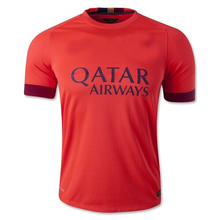 Camiseta de fútbol, ropa deportiva de chándal de fútbol, uniforme de club 14/15 barato