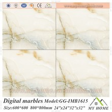 Cheap Polished glazed porcelain marble tiles,glossy finish marble tiles