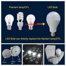 China wholesale best lumen 5w E27 B22 LED light bulb