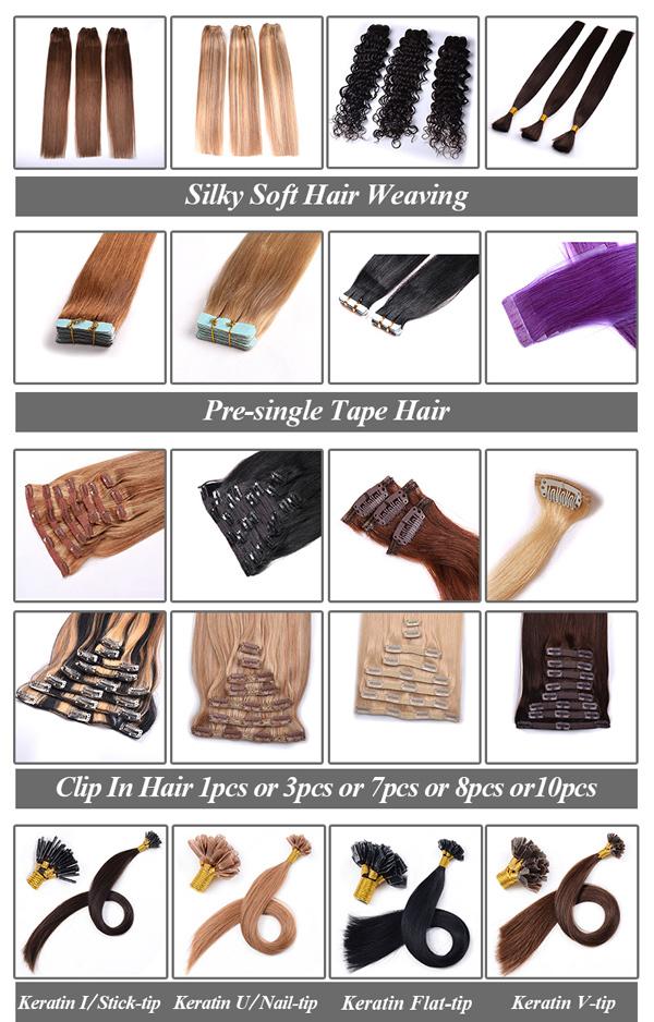 Aliexpress Hair Human Hair Keratin Curly Hair Extensionskeratin