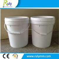 plastic jerry can / plastic pail / plastic bucket for food storage