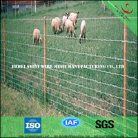 good quality factory price sheep wire mesh fence/farm field fence