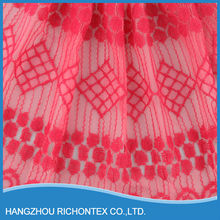 2015 Made To Order Textile Ruffle Knit Multi Colour Lace
