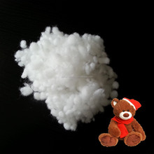 polyester hollow fiber ball for stuffed toy