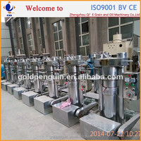 Most Popular Flax Seed Oil Hydraulic Press Machinery In Africa And Asia