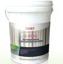 JS Compound High Polymer Modified Cement Elastic Waterproof Coating
